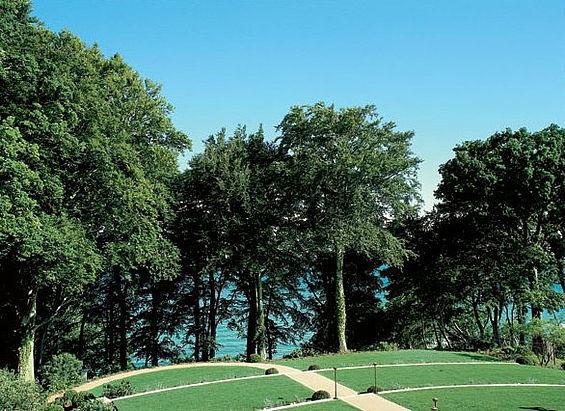Beispiel: Die Gartenlandschaft, Foto: Travel Charme Nordperd & Villen Göhren.