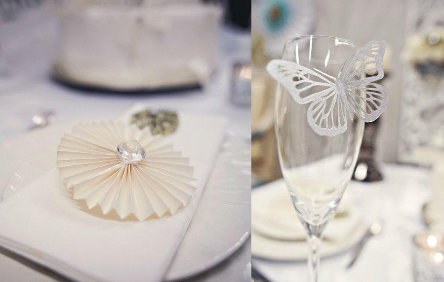 Paper Flower Art, dekoracje ślubne z papieru