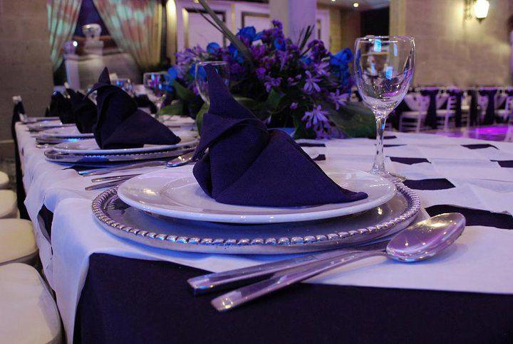 Montajes y banquetes de boda de primer nivel - Foto Banquetes Extelarys