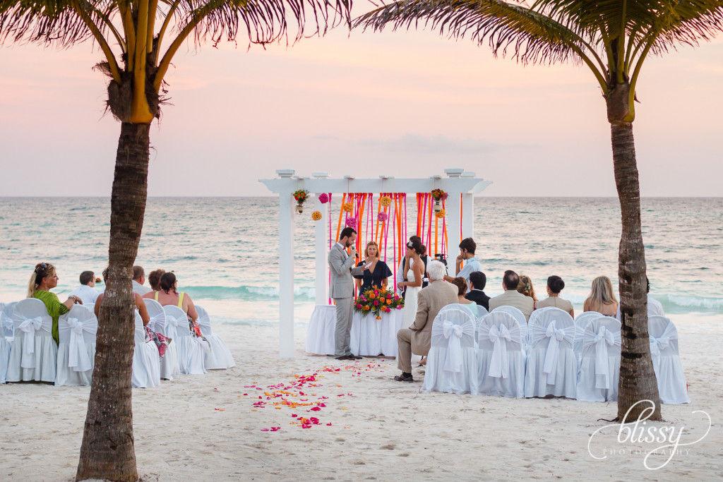 ceremonia. Riviera Maya