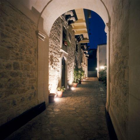 Antica Badia Relais Hotel  Ingresso