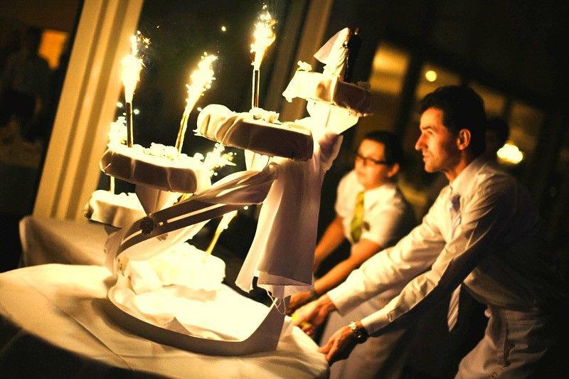 Beispiel: Ihre besondere Hochzeitstorte, Foto: Hotel Werzer's.
