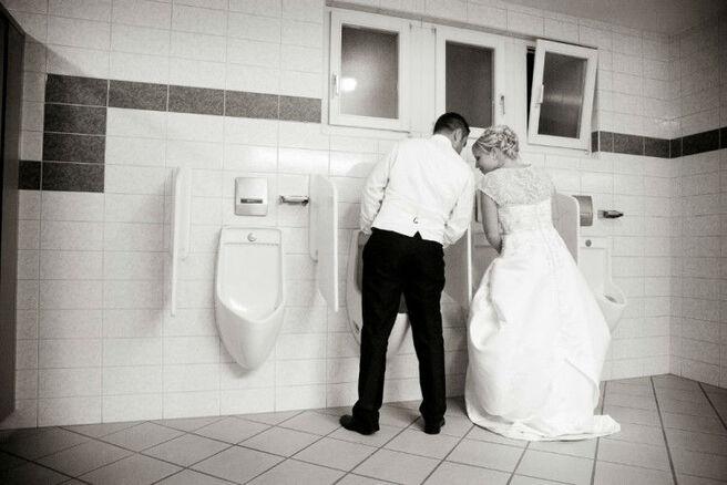 Beispiel: Die etwas anderen Fotos von Ihrer Hochzeit, Foto: We shoot u.