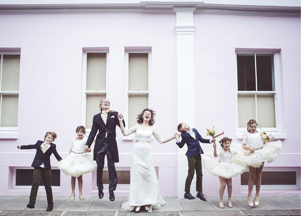 Notting Hill Wedding