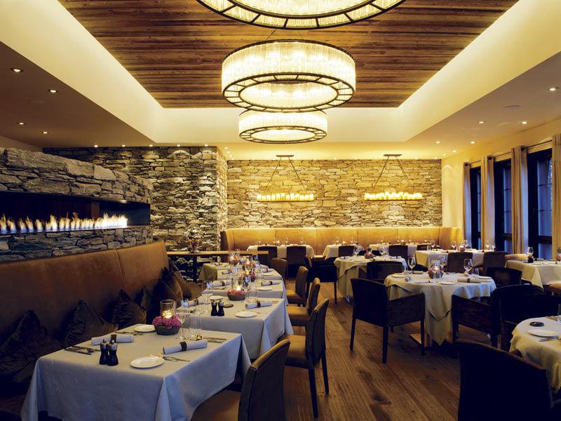 Beispiel: Restaurant, Foto: Hotel LA VAL.