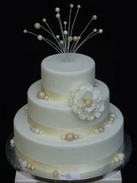 Fantasievolle Hochzeitstorten, Foto: Brugger's My Wedding Cake.