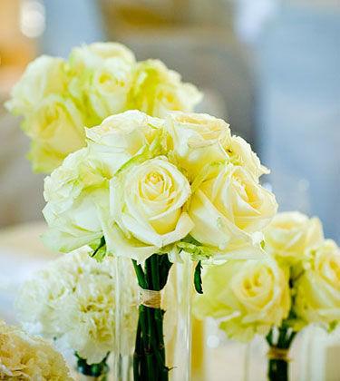 Beispiel: Hinreißende Brautsträuße, Foto: Himmel und Erde.