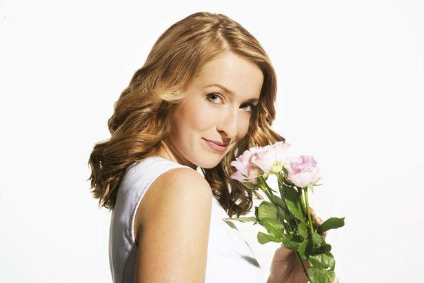 Beispiel: Natürlich geschminkte Braut, Foto: glam appeal style.