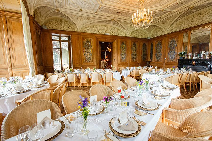 Beispiel: Traumhafte Hochzeitlokal, Foto: Sandra Stamm Fotografie.