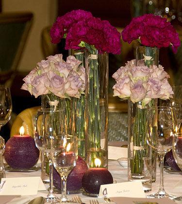 Beispiel: Dekoration Ihrer Hochzeitlocation, Foto: Himmel und Erde.