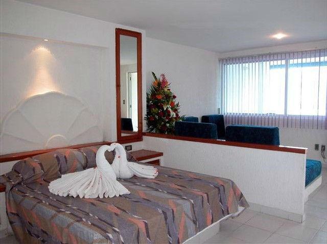 Hotel Aristos Majestic ubicado en Acapulco
