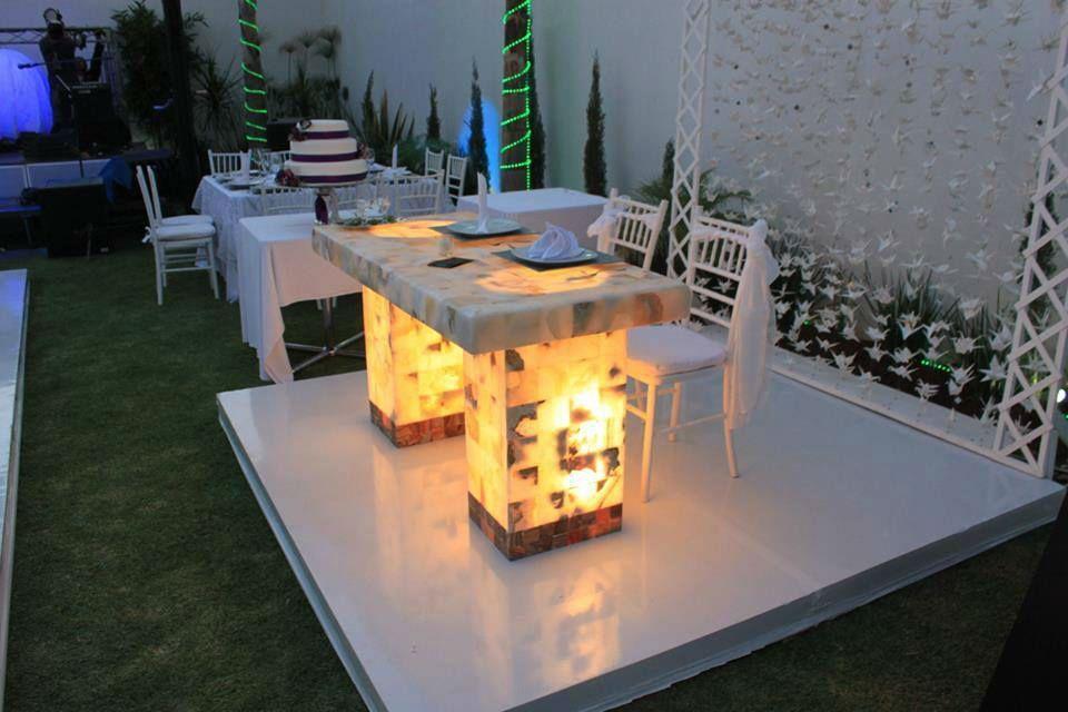 Invito terraza jard n bodas for Salon villa jardin morelia