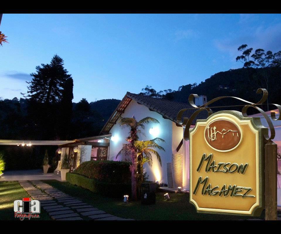 Maison Magamez - Espaço para Casamento. Foto: CIA Fotografia