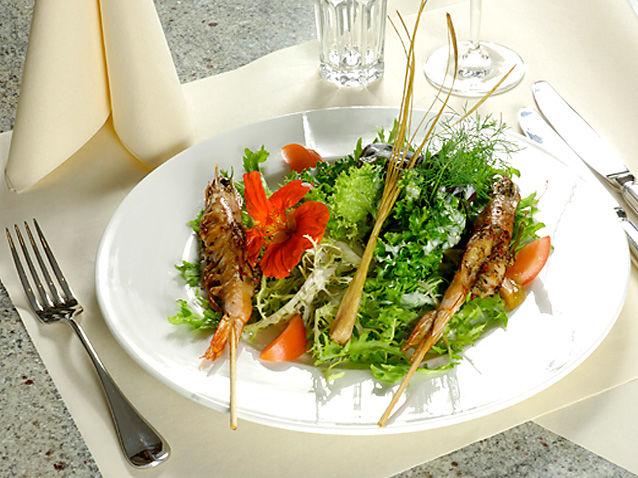 Beispiel: Kulinarische Köstlichkeiten, Foto: Das Ahlbeck.