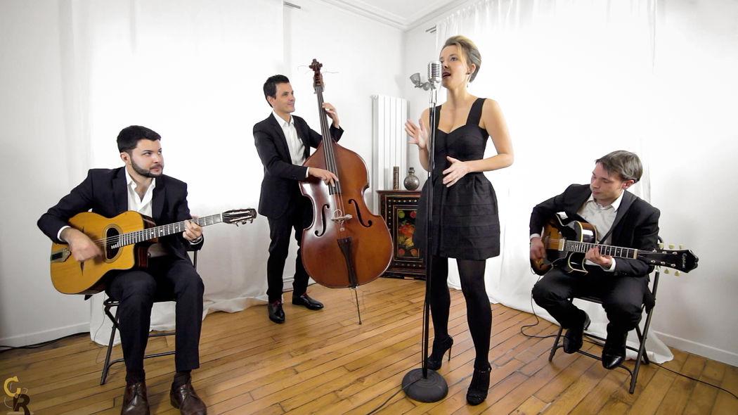 Prestation jazz mariage
