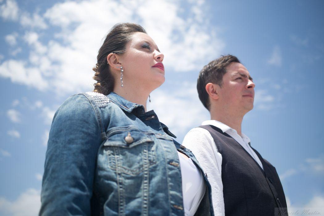 Danna y Carlos