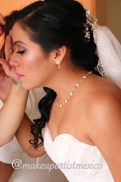 Makeup Artist Mexico
