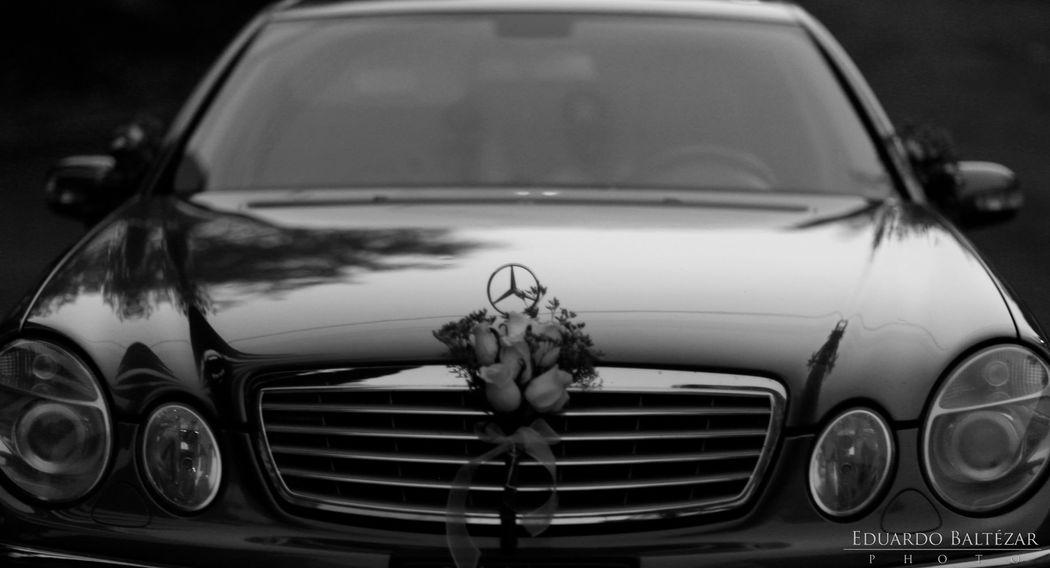 auto de Bodas, Mercedes,
