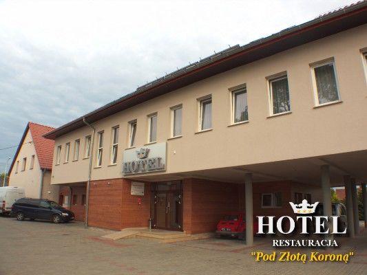 Hotel - Restauracja Pod Złotą Koroną