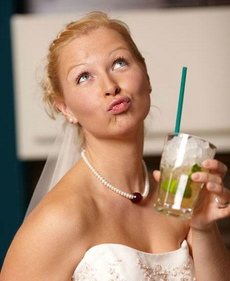 Beispiel: Braut auf Ideensuche, Foto: Most Special Wedding.