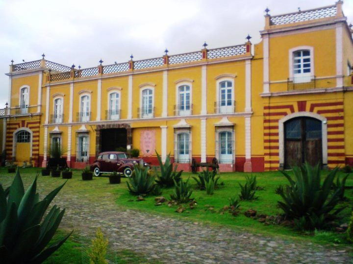 Hacienda Real San Miguel Ometusco