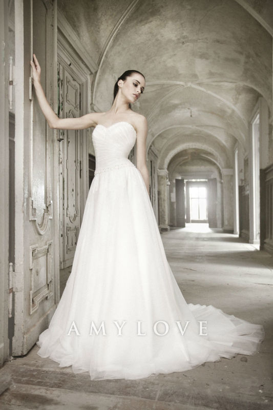 Fan Fan - Amy Love Bridal