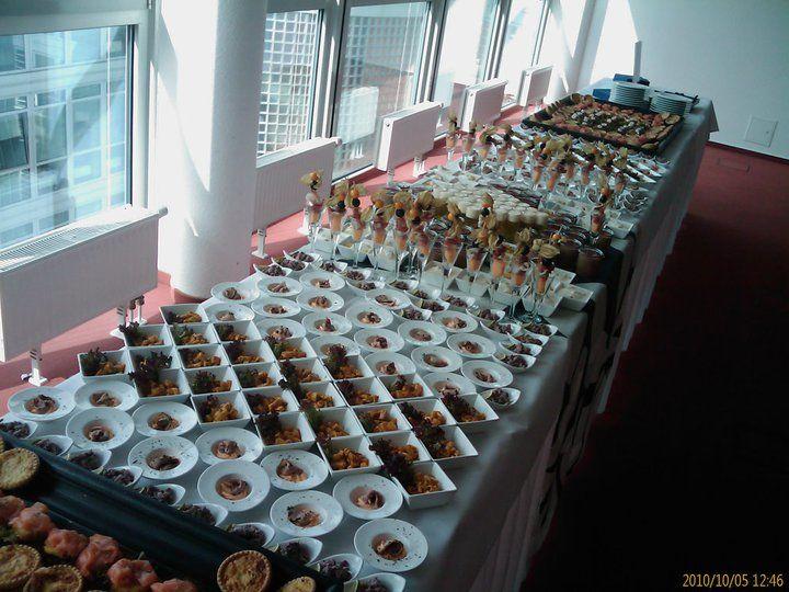 Beispiel: Buffet, Foto: Gutzeit.