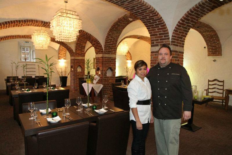 Beispiel: Inhaber, Foto: J-Restaurant Schloss Ringenberg.