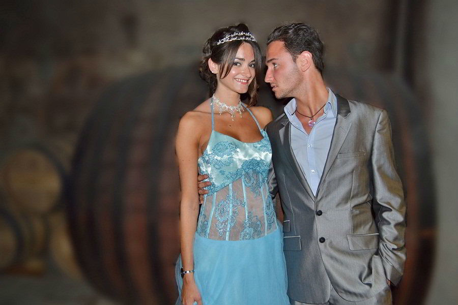 Diadème mariage - Bijoux de mariage