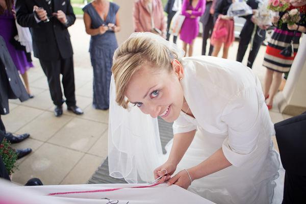 Beispiel: Hochzeitsfotograf für den gesamten Tag, Foto: Romeoplusjuliet Photography.