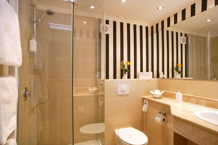 Beispiel: Badezimmer, Foto: Hotel Munte.