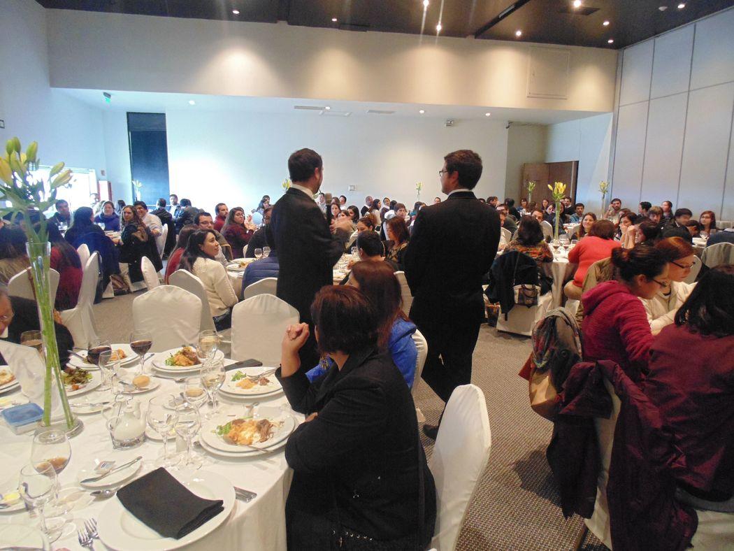III Simposio de Medicina de Urgencias AMEDI en Gran Casino Talca. Agosto de 2016.