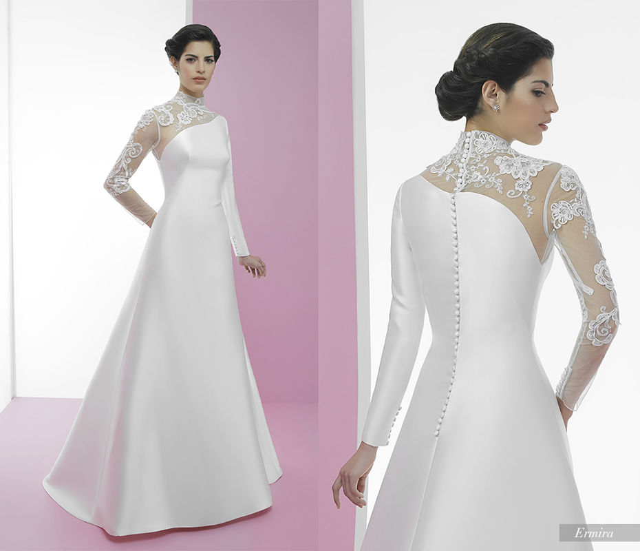 Emira,  Miquel Suay Bridal Collection 2016