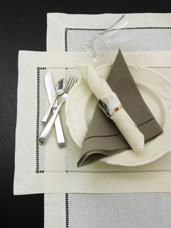 Beispiel: Tischwäsche, Foto: Artedona.