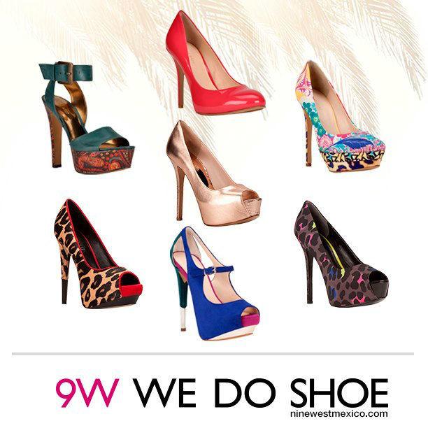 Zapatos para novia e invitados - Foto Nine West