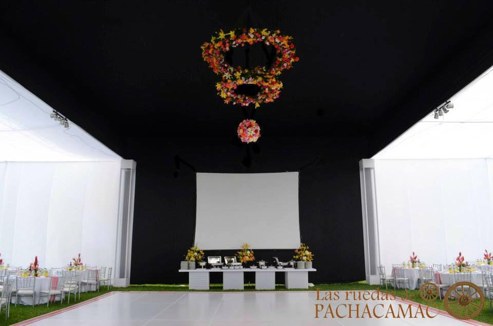 Las Ruedas de Pachacamac