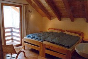 Beispiel: Zimmer Neubau, Foto: Griesgethof.