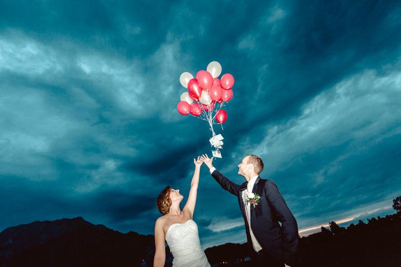 Beispiel: Portrait des Brautpaares, Foto: Hochzeitsfotograf Dieter Hawlan.