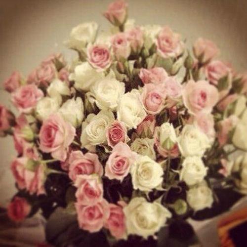 Bouquet rosas spray