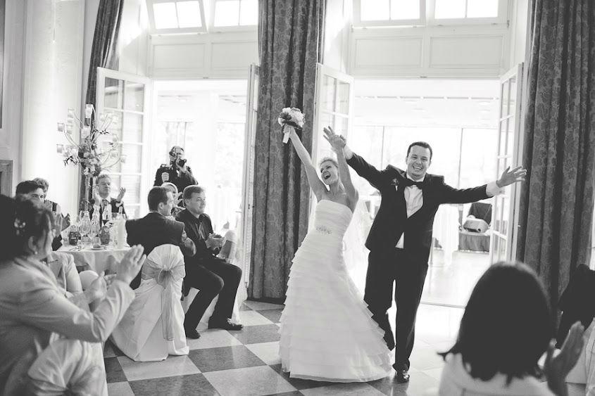 Beispiel: Hochzeitsfeier, Foto: carmen and ingo photography.