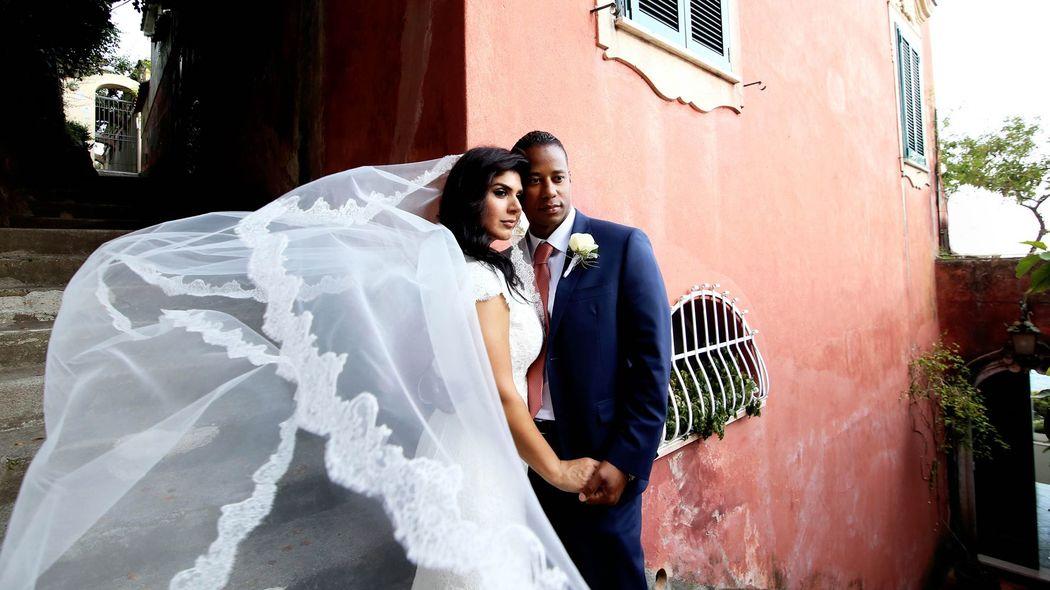 Luxury Symbolic Wedding Photographer Positano Amalfi Coast Italy at Hotel Marincanto by Francese Photography