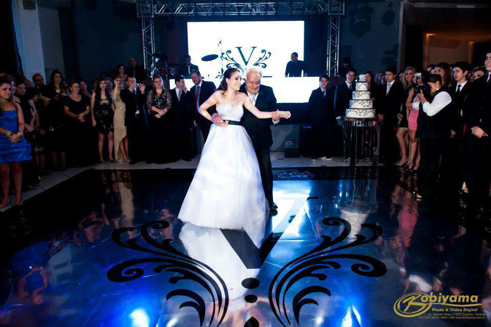 Center Dança para Noivos Foto: Robiyama