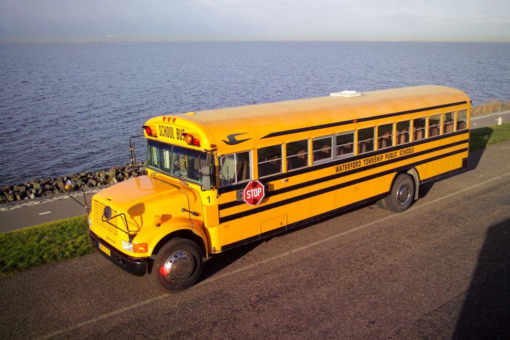 schoolbus 1975  40 zitplaatsen