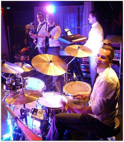 Beispiel: Band, Foto: Blind Date.