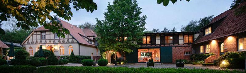 Beispiel: Innenhof, Foto: Hotel Zur Kloster-Mühle.