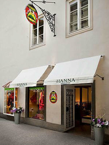 Beispiel: Ladengeschäft, Foto: Hanna Trachten.