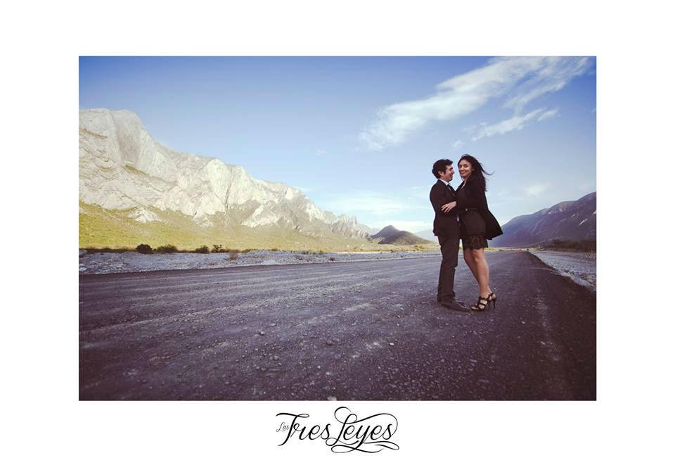 Las Tres Leyes fotografo en Monterrey.