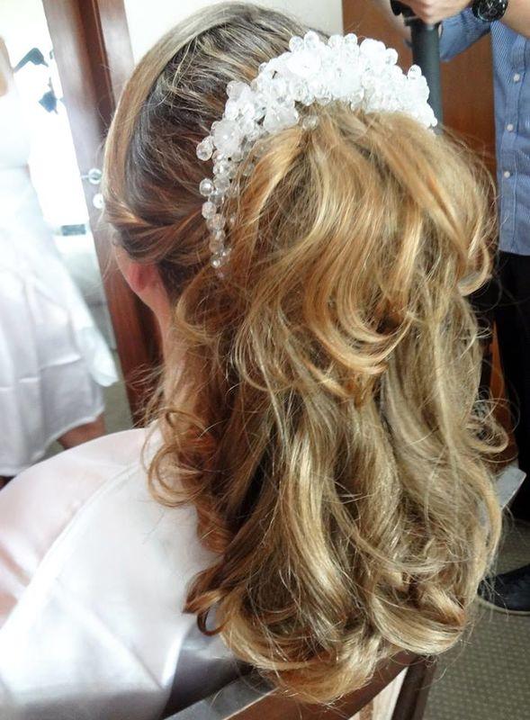 Tininha Caucordido - Make & Hair