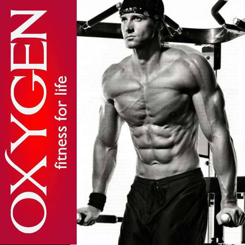 Oxygen Fitness for Life, gimnasio en Aguascalientes