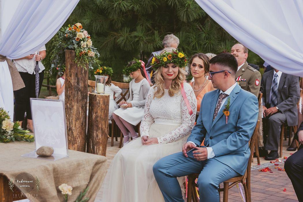 Fotoreportaż ślubny - Malexandra